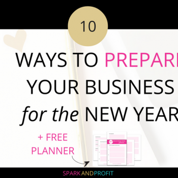 ten ways to to prepare your business for success
