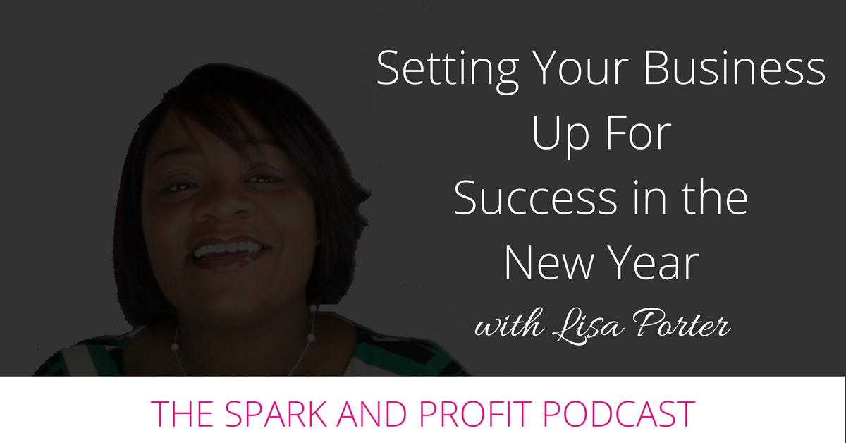spark and profit podcast business success
