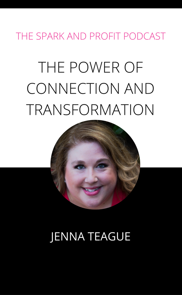 power of connection and transformation
