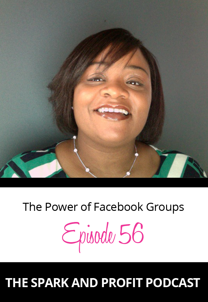 power of Facebook groups