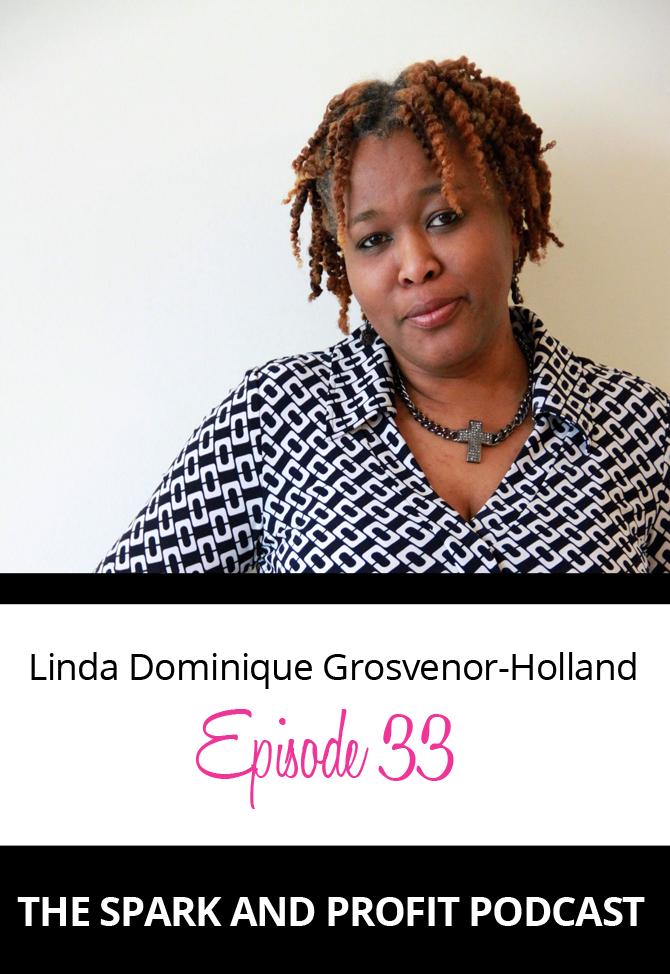 Linda Dominique Grosvenor-Holland