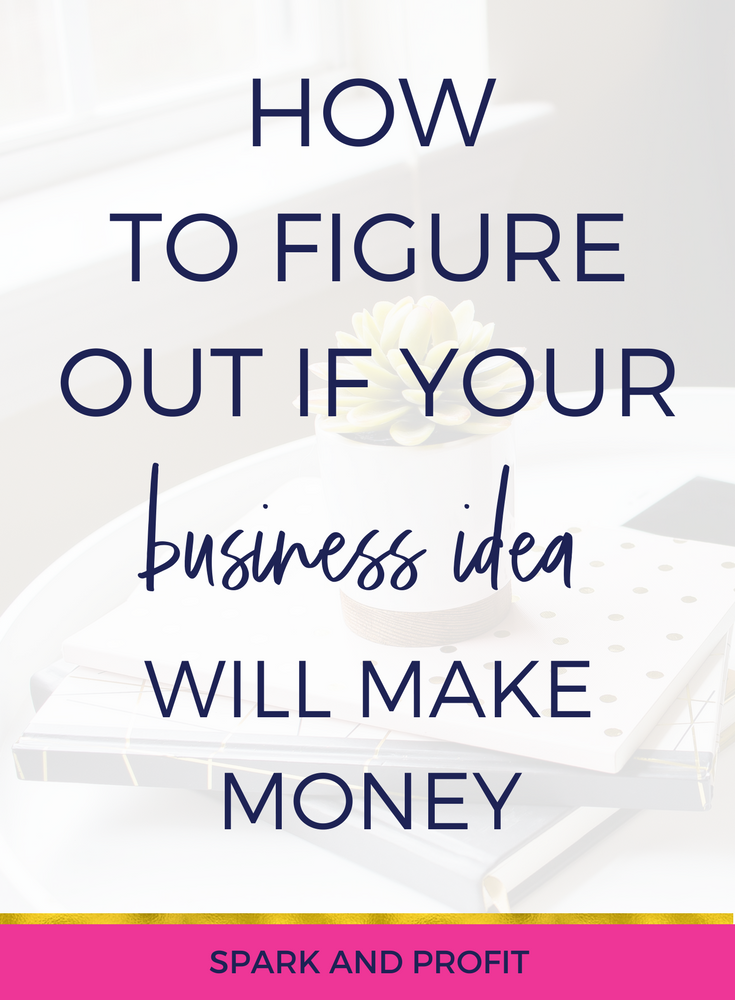 do you have a profitable business idea