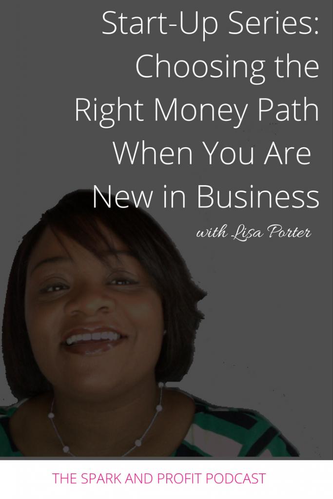 choosing a money path