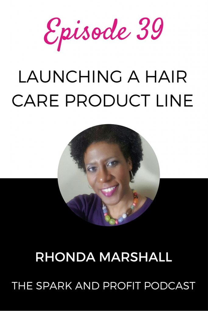 starting hair care product business