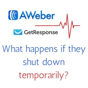 aweber get response not working