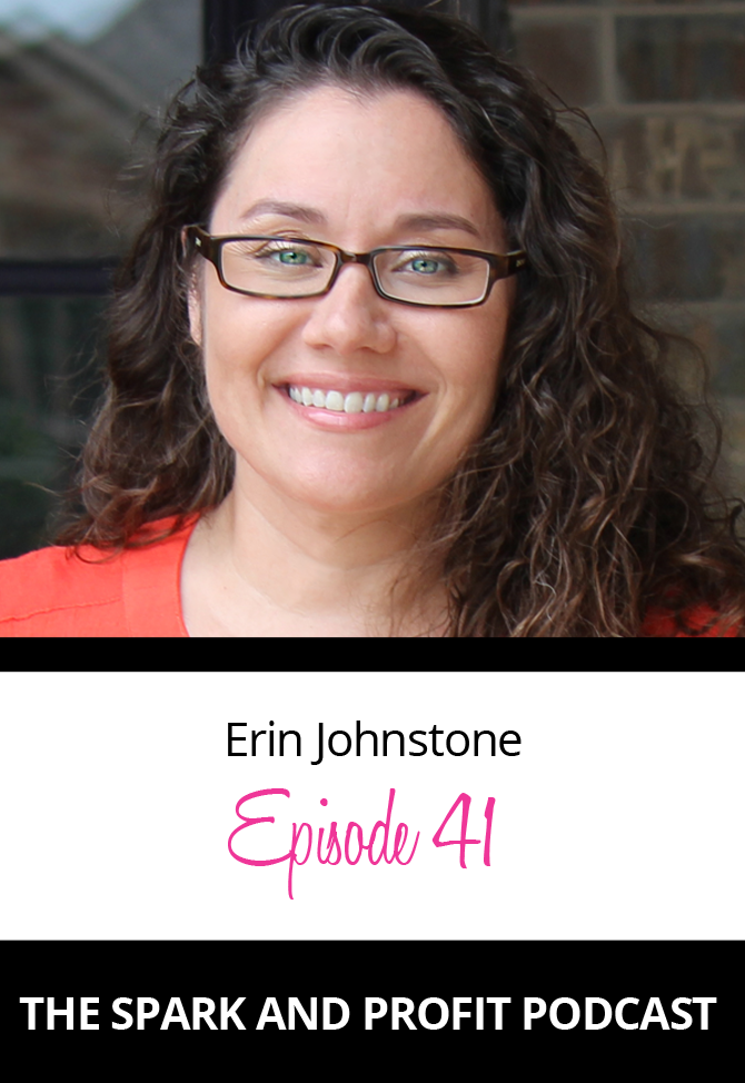 episode 41 erin johnstone