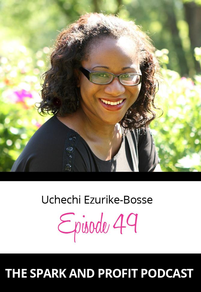 mindset and money - uchechi