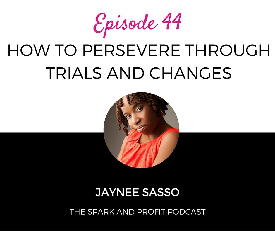 Jaynee Sasson Spark and Profit